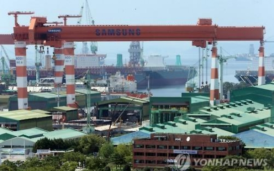 Samsung Heavy wins $1.27b deal