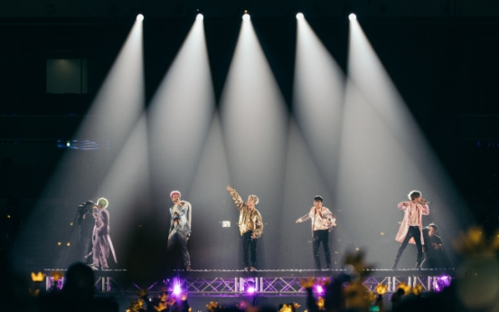 Over 60,000 gather at Big Bang's farewell concerts