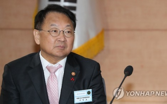 Finance minister to stress Korea's solid fundamentals in US