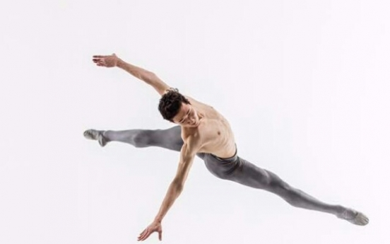 Jun Joon-hyuk joins Britain's Royal Ballet, its 1st Korean ballerino