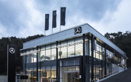 Mercedes-Benz Korea to hike prices next month