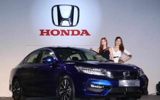 Honda joins Korea's growing eco-car market