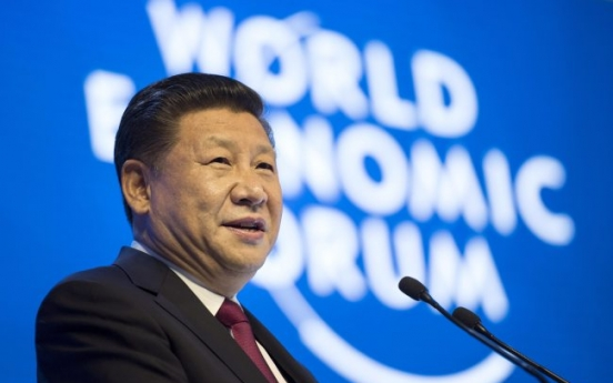 [Newsmaker] Distraught Davos finds globalization savior in Xi