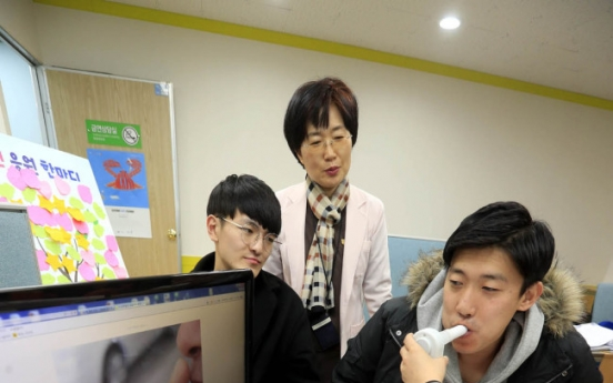 Antibiotics prescription for infants much higher in South Korea: report