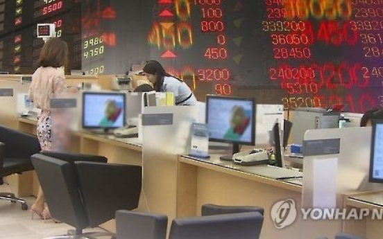Korea's derivatives market in protracted slump