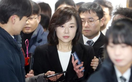 S. Korea minister resigns after arrest over arts blacklist