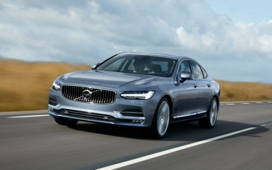 Volvo's new leasing offer looks to make S90 'affordable'