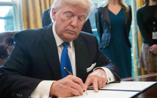 Trump's immigration curbs no surprise, those affected say