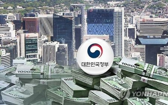 Korea's national debt tops W900tr