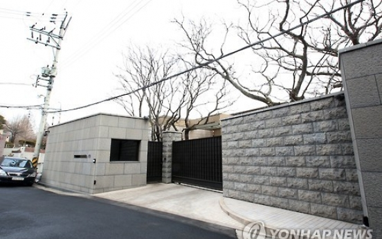 7 out of Seoul's 10 most expensive houses located in Itaewon
