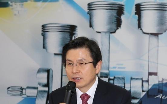 Hwang, Ahn rise as race dynamics shift