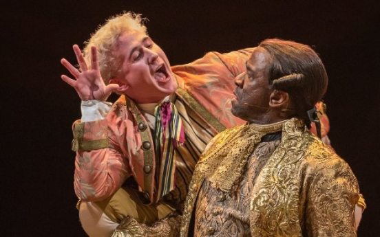 Mozart meets his match: Stage hit 'Amadeus' comes to screen