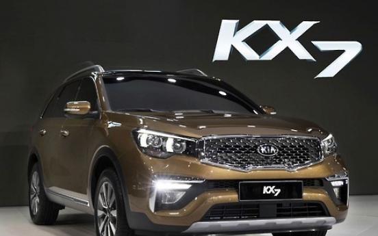 Kia Motors suffers 38.9% plunge in January sales in China