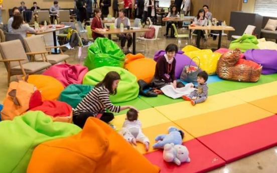 [Photo News] Google begins recruitment for 3rd 'Campus for Moms' program