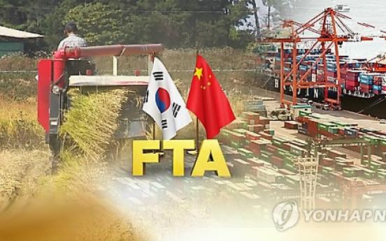 China continues blocking Korean imports in Dec.