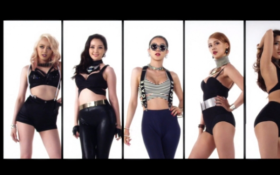 Looking back on the talents of disbanding girl group Spica: Video