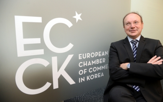 [Eye Interview] ECCK chief urges stable regulation to foster wider investment