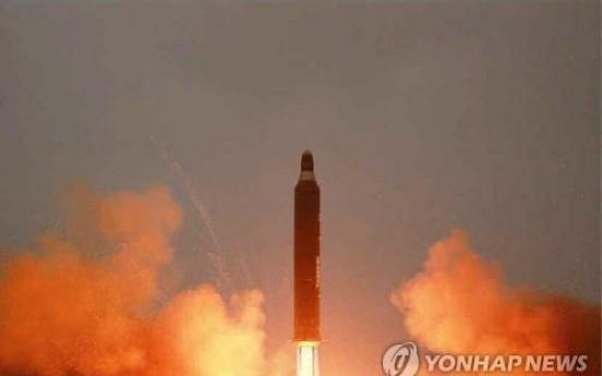 S. Korea, US, Japan call for emergency UNSC meeting on Pyongyang's missile test