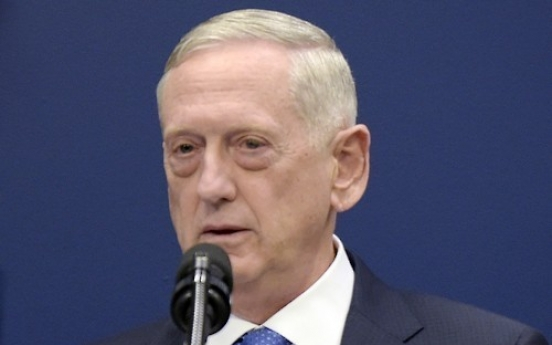 Mattis urges NATO allies to meet burden-sharing obligations