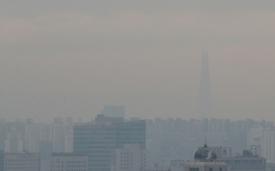 [Newsmaker] South Korea has OECD's second-worst air quality
