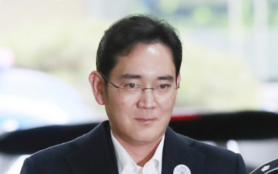 Samsung chief questioned for 2nd day on bribery charges