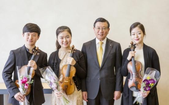 Kumho Asiana Group expands cultural activities