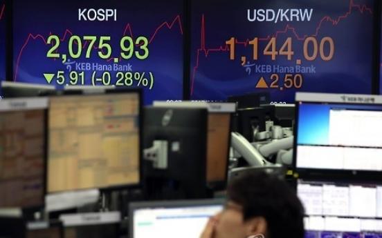 Foreign investors pocket hefty dividends from Korean firms