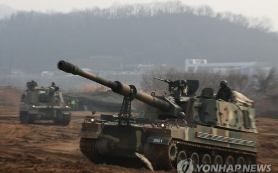Korea to deliver 48 K9 self-propelled howitzers to Finland