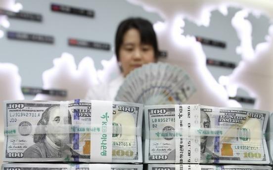 Korea's short-term debt up 0.8% in 2016