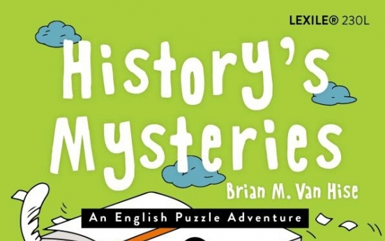Treasure hunt inspires EFL adventure book