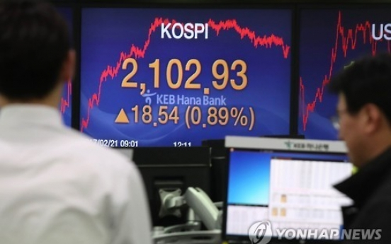 Korea's stock trading accounts reach record high