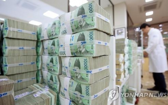Korea to sell W4tr worth of Treasury bills in March