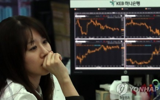 Seoul stocks sink 1.1% on Chinese backlash over THAAD