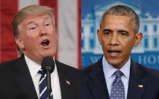[Newsmaker] Trump accuses Obama of tapping his phones