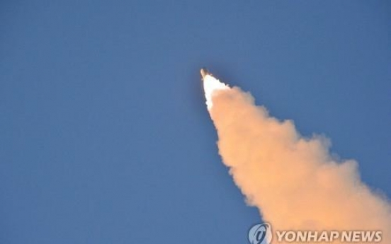 NK fires four ballistic missiles; three fall into Japan waters
