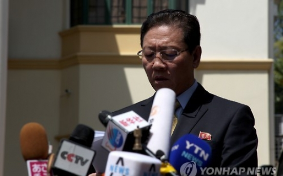 Malaysian mission in Pyongyang should be closed: ex-diplomat