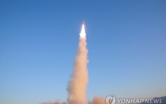 N. Korean launches could have involved more than four missiles: Pentagon