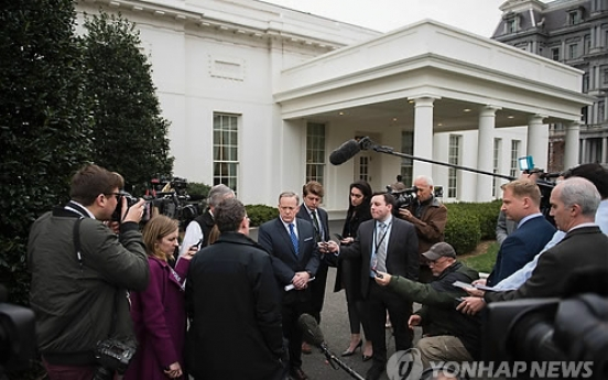 White House reaffirms THAAD deployment in S. Korea