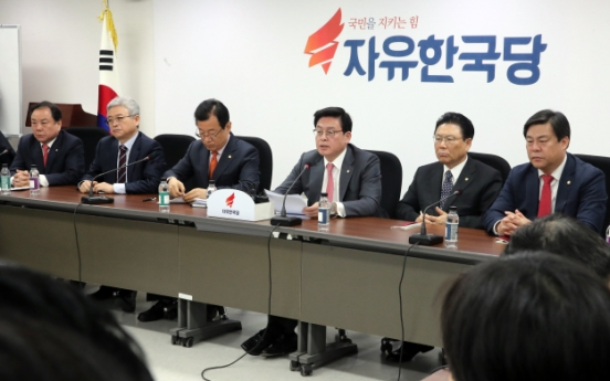 Political parties remain divided over deployment of THAAD