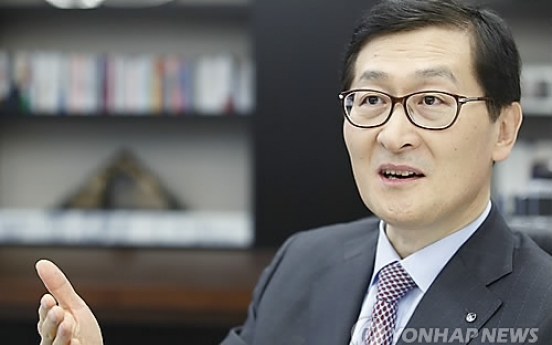 New Shinhan Bank CEO emphasizes digitalization, globalization