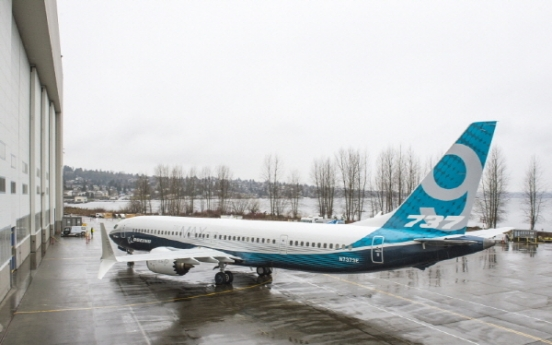 [Photo News] Boeing reveals 737 Max 9