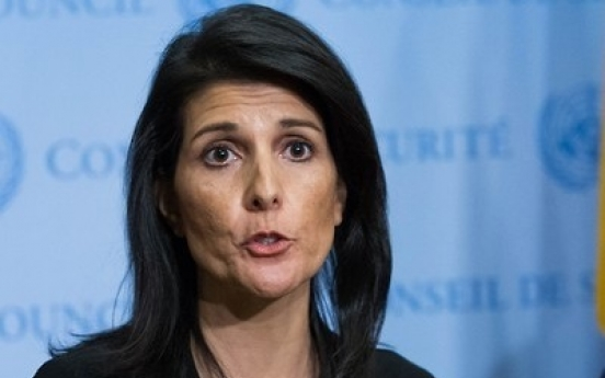 US envoy: N. Korea leader 'not rational person' to talk to