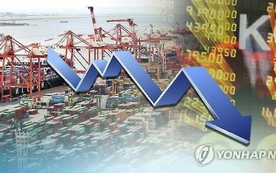 Economic recovery remains sluggish due to faltering private consumption
