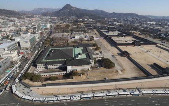 Chronology of major events leading to Park's ouster