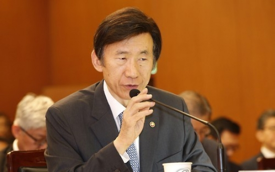 FM Yun vows no policy change after Park's impeachment