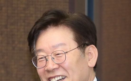 Seongnam mayor says will run in local elections, but undecided on which office to seek