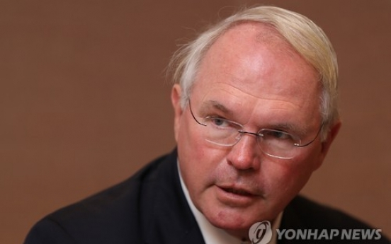 Ex-US Amb. Hill: Next Korean govt. less likely to 'follow our lead'