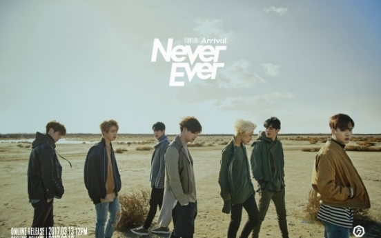 GOT7 releases 'Flight Log: Arrival'