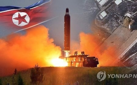 Ex-US defense official calls for military action on N. Korea