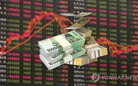 Korean stocks trade at 2-year high in late morning trade